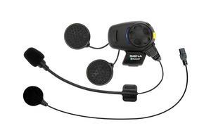 Sena SMH5 Single Motorcycle Bluetooth Headset & Intercom w/ FM SMH5-FM-UNIV