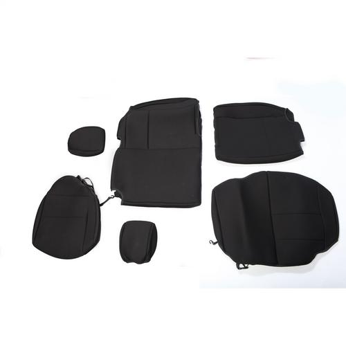 Rugged Ridge 13264.01 Custom Neoprene Seat Cover Fits Wrangler Wrangler (JK)