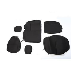 Rugged Ridge 13264.01 Custom Neoprene Seat Cover Fits 07-18 Wrangler (JK)