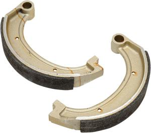 DP Organic Front Or Rear Brake Shoes 9139
