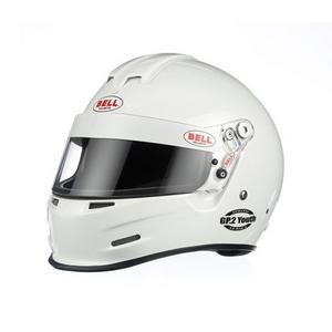 BELL HELMETS 4X-Small White SFI 24.1 GP.2 Youth Series Helmet P/N 1425001