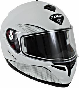 Zoan Optimus Solid Helmet (White, X-Small)