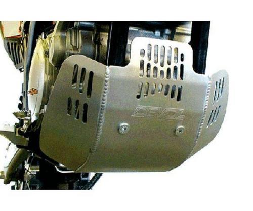 Devol Aluminum Skid Plate for Suzuki DRZ 400 00-14 KLX400R 03-05 0102-2301  | Motoroso