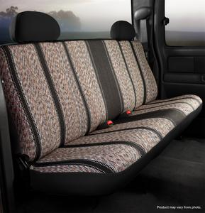 Fia TR47-7 BLACK Wrangler Custom Seat Cover