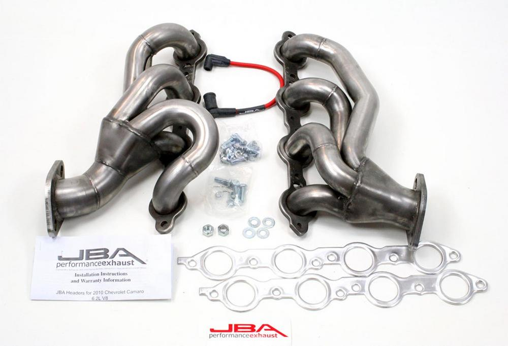 JBA PERFORMANCE EXHAUST Chevy Camaro 2011-14 LS Cat4ward Headers P/N 1812S
