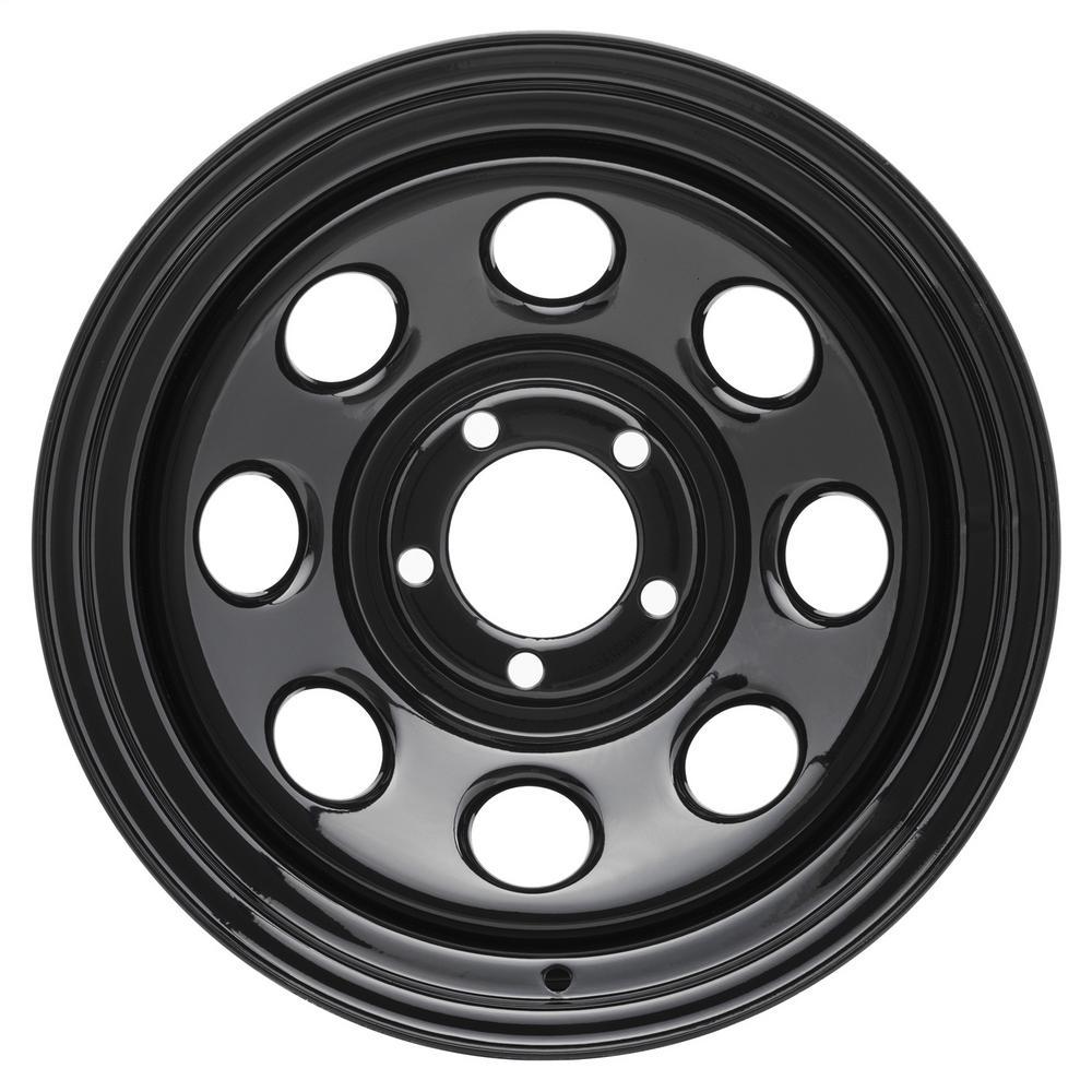 Pro Comp Wheels 97-5865 Rock Crawler Series 97 Black Monster Mod Wheel