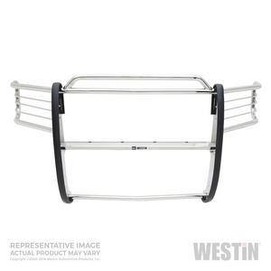Westin 45-0080 Sportsman 1-Piece Grille Guard