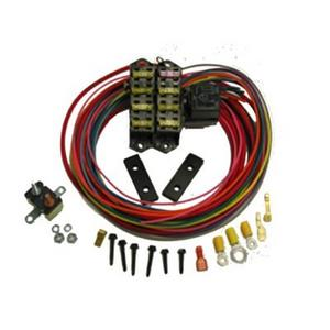 Painless Wiring 70107 7-Circuit Auxiliary Fuse Block