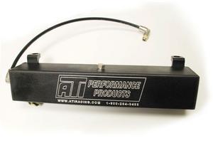 ATI PERFORMANCE Powerglide Black 1 L ProX Trans Fluid Overflow Tank P/N 206611