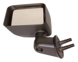 Crown Automotive 55077967AC Door Mirror Fits 07-18 Wrangler (JK)