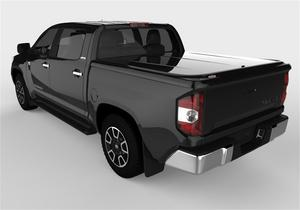 UnderCover UC4116L-202 LUX Tonneau Cover Fits 14-18 Tundra