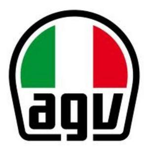 AGV KIT60034001 Cheek Pads for Race Pista Helmet - 2XL - Black