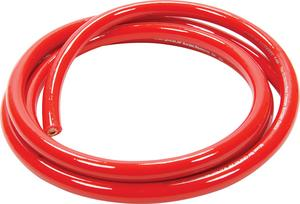 QUICKCAR RACING PRODUCTS 5 ft Red 4 Gauge Battery Cable P/N 57-341