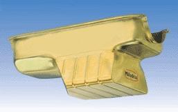 MILODON Small Block Mopar 8 qt Street/Strip Engine Oil Pan P/N 30935