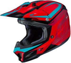 HJC CL-X7 Bator Helmet Red (MC-1) (Red, XX-Large)