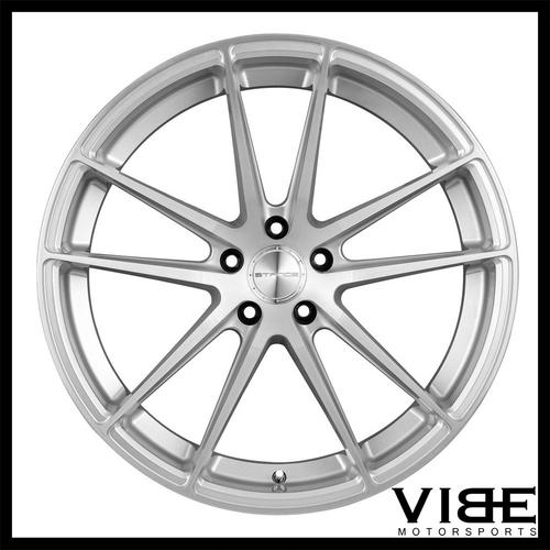 20 Stance Sc1 Silver Concave Wheels Rims Fits Bmw E39 525i 528i 530i 540i Sold By Vibe Motorsports Motoroso
