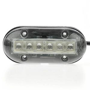 Quality West Marine Underwater Low Profile Blue LED Puck Light 36-Lumen Output and Surface Mount Installation / 12645206