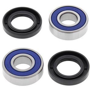 All Balls Motorcycle Front Wheel Bearing Kit 25-1216