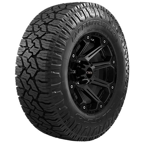 2-35x12.50R18 LT Nitto EXO Grappler 123Q E/10 Ply BSW Tires