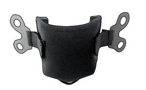 AFX 0134-1729 Breath Deflector for FX-140 Helmet - Black