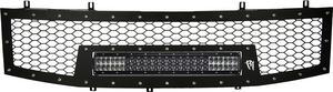 Rigid Industries 40583 LED Grille Fits 04-15 Armada Pathfinder Titan