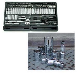ATD Tools 1/4Dr 6pt Standard Chrome Socket - 1/4in 120029