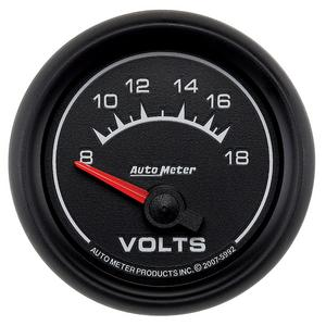 AutoMeter 5992 ES Electric Voltmeter
