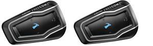 Scala Cardo Freecom 2 Dual Duo Bluetooth Motorcycle Helmet Com System FRC20102