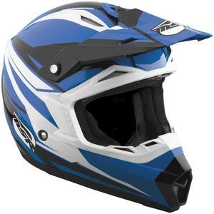 MSR 359300 Helmet Visor for Assault Helmet - Blue