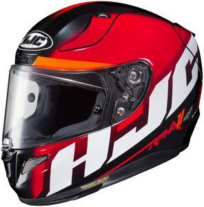 HJC RPHA 11 Pro Spicho Helmet Red (MC-1) (Red, Medium)