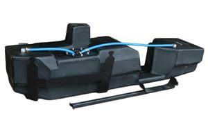 TITAN Fuel Tanks 7010101 Extra Large Midship Tank