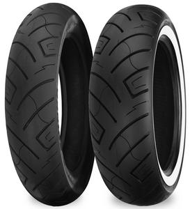 Shinko 87-4574 777 Rear Tire - 170/70-16 WW