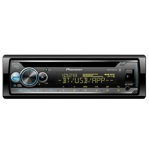 Pioneer DEH-S5120BT CD receiver MIXTRAX Bluetooth & Custom Color