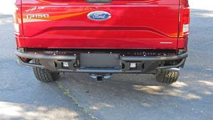 Addictive Desert Designs R1549512801NA Race Series R Rear Bumper Fits F-150