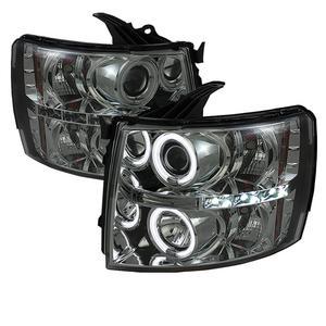 Spyder Auto 5039767 CCFL LED Projector Headlights