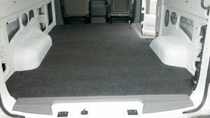 BedRug VRNV11 VanRug Cargo Mat Fits 12-18 City Express NV1500 NV2500 NV3500