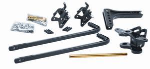 Pro Series 49569 Pro Series Round Bar 2 Weight Distribution Kit