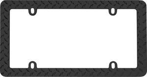 Cruiser Accessories 30850 Fashion License Plate Frame