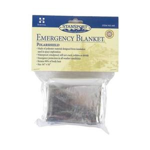 Stansport 646 Polarshield Emergency Blanket - Triple Thick