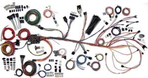 American Autowire Wiring System Chevelle 1964-67 Kit P/N 500981