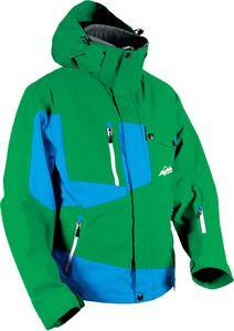 HMK Peak 2 Snow Jacket Green/Blue LG