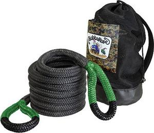Bubba Rope Tow Rope 1-1/2 in OD 30 ft Long 74,000 lb Cap P/N 176730GRG