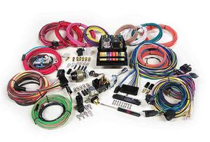 American Autowire Wiring System 15 Power Outlets GM Color Code Kit P/N 500703