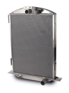 AFCO RACING PRODUCTS Ford 1932 Aluminum Radiator P/N 80145-S-NA-N