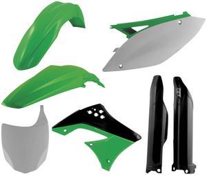 Acerbis 2250440001 Plastic Kit - Black
