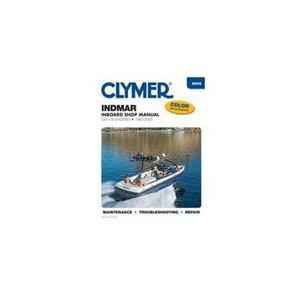 Clymer B805 Repair Manual