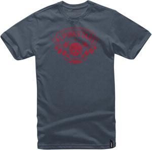 Alpinestars 2017 1st Order T-Shirt Navy/Heather Mens Size M