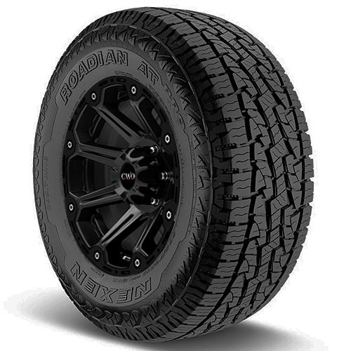 2-245/70R16 Nexen Roadian AT Pro RA8 111S RF/4 Ply BSW Tires