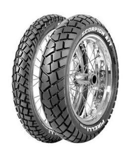 Pirelli 1004600 MT 90 A/T Dual Sport Rear Tire - 120/80-18