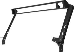 Go Rhino 731423T WLF Windshield Light Mount Frame Fits Wrangler Wrangler (JK)